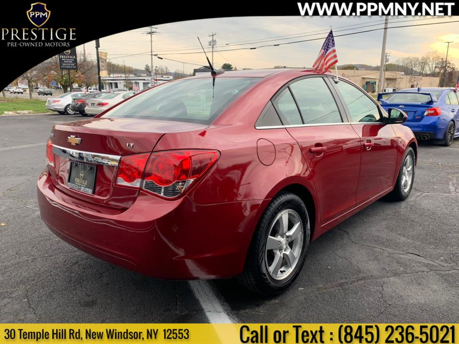 2012 Chevrolet Cruze 4dr Sdn LT w/1LT, available for sale in New Windsor, New York | Prestige Pre-Owned Motors Inc. New Windsor, New York