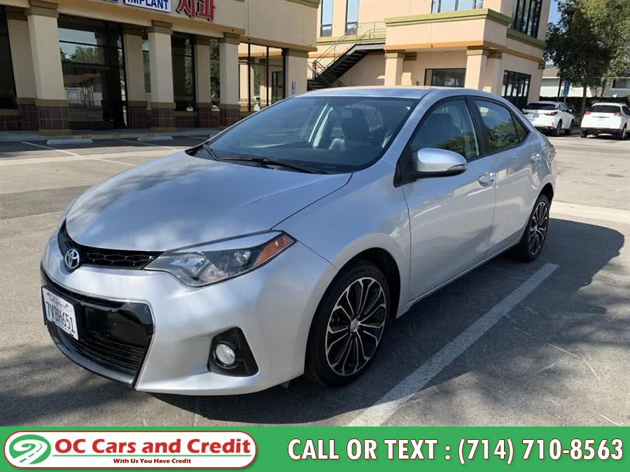 Used 2016 Toyota Corolla in Garden Grove, California | OC Cars and Credit. Garden Grove, California