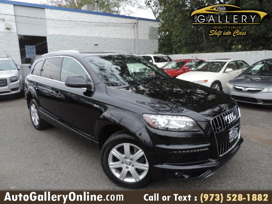 Used 2014 Audi Q7 in Lodi, New Jersey | Auto Gallery. Lodi, New Jersey