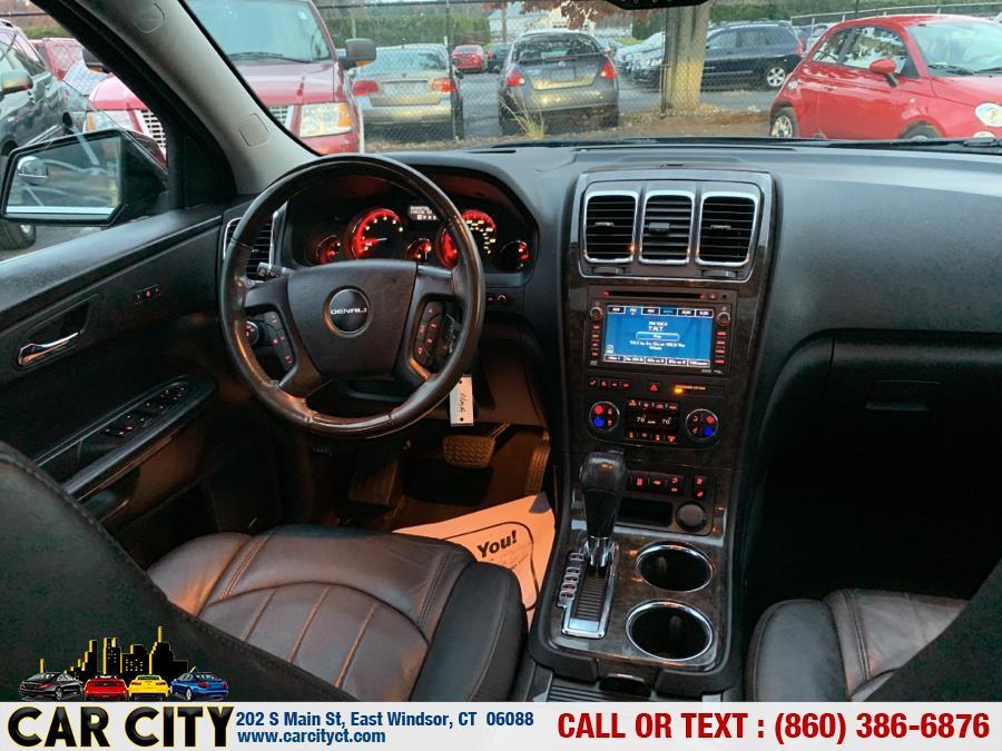 2012 GMC Acadia AWD 4dr Denali, available for sale in East Windsor, Connecticut | Car City LLC. East Windsor, Connecticut