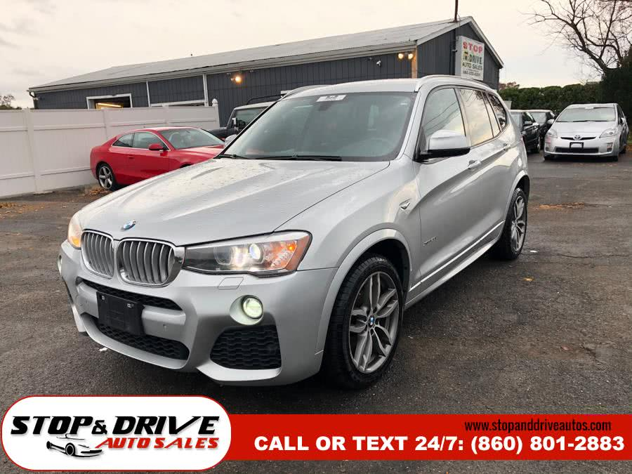 Used 2017 BMW X3 in East Windsor, Connecticut | Stop & Drive Auto Sales. East Windsor, Connecticut
