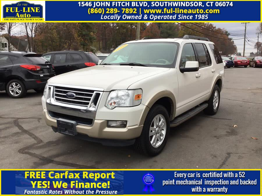 Used Ford Explorer 4WD 4dr Eddie Bauer 2010 | Ful-line Auto LLC. South Windsor , Connecticut