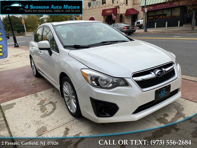 2012 Subaru Impreza 2.0i Premium, available for sale in Garfield, New Jersey | 4 Seasons Auto Motors. Garfield, New Jersey