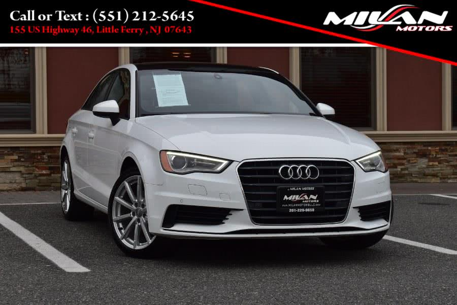 Used 2016 Audi A3 in Little Ferry , New Jersey | Milan Motors. Little Ferry , New Jersey