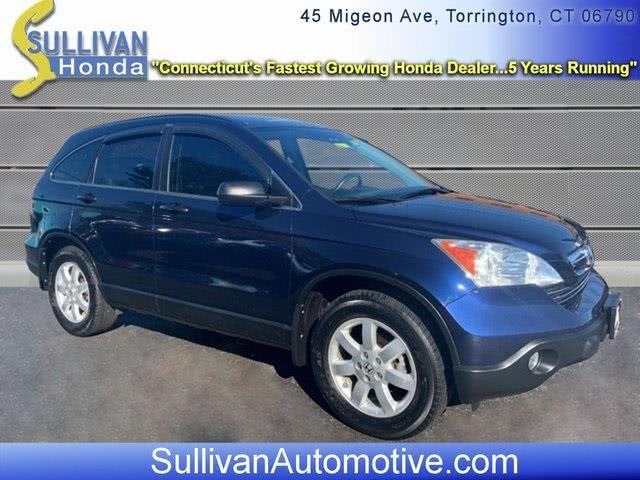 Used Honda Cr-v EX 2008 | Sullivan Automotive Group. Avon, Connecticut
