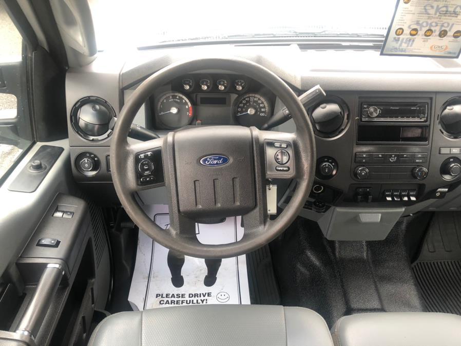 2012 Ford Super Duty F-250 SRW 4WD SuperCab 158