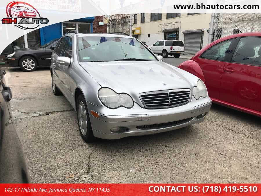 Used 2002 Mercedes-Benz C-Class in Jamaica Queens, New York | BH Auto. Jamaica Queens, New York