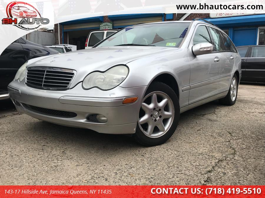 2002 Mercedes-Benz C-Class 4dr Wgn 3.2L, available for sale in Jamaica Queens, New York | BH Auto. Jamaica Queens, New York