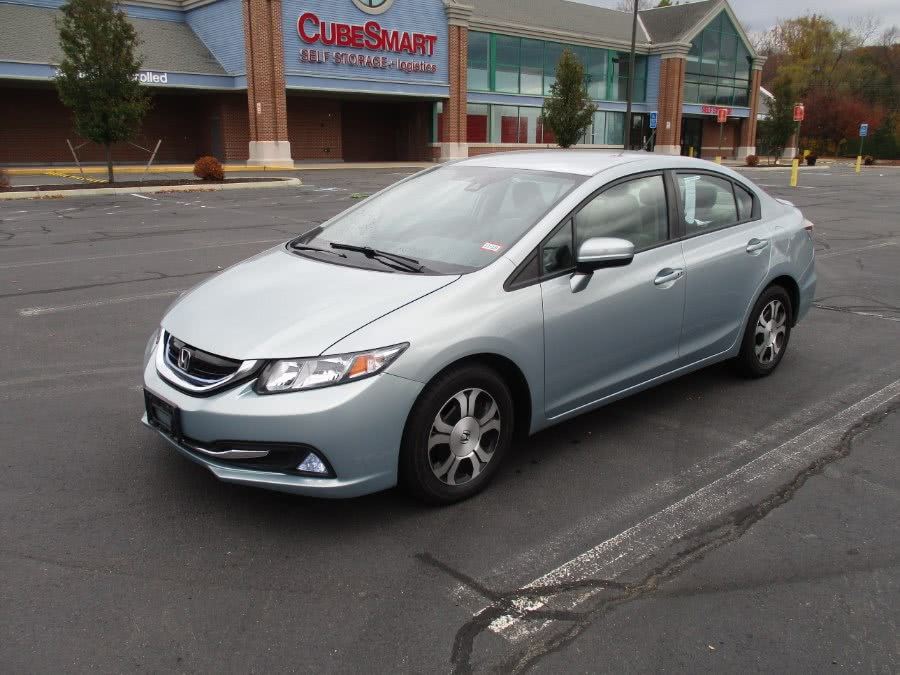 Used Honda Civic Hybrid 4dr Sdn L4 CVT - One Owner 2015 | Universal Motors LLC. New Britain, Connecticut