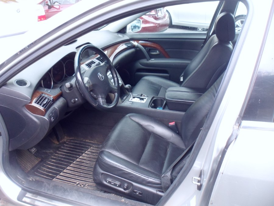 2006 Acura RL w/nav, available for sale in Bridgeport, Connecticut | Hurd Auto Sales. Bridgeport, Connecticut