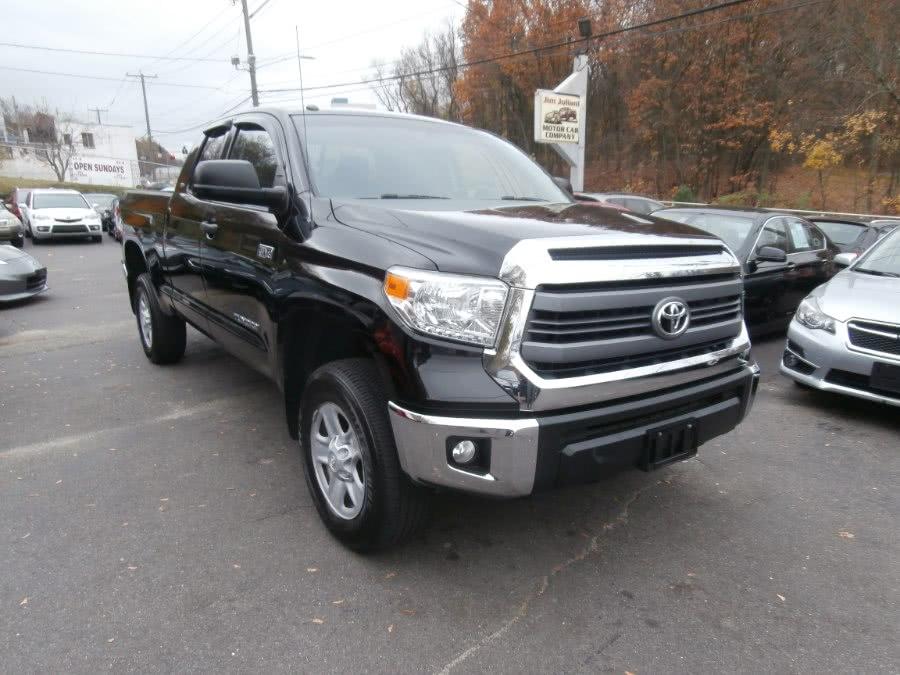 Used 2014 Toyota Tundra 4WD Truck in Waterbury, Connecticut | Jim Juliani Motors. Waterbury, Connecticut