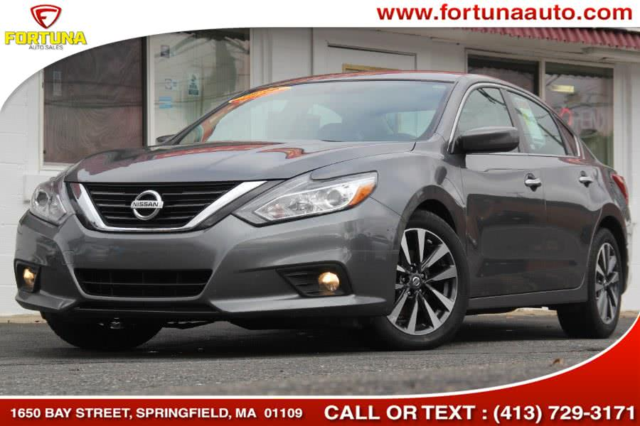 Used 2017 Nissan Altima in Springfield, Massachusetts | Fortuna Auto Sales Inc.. Springfield, Massachusetts
