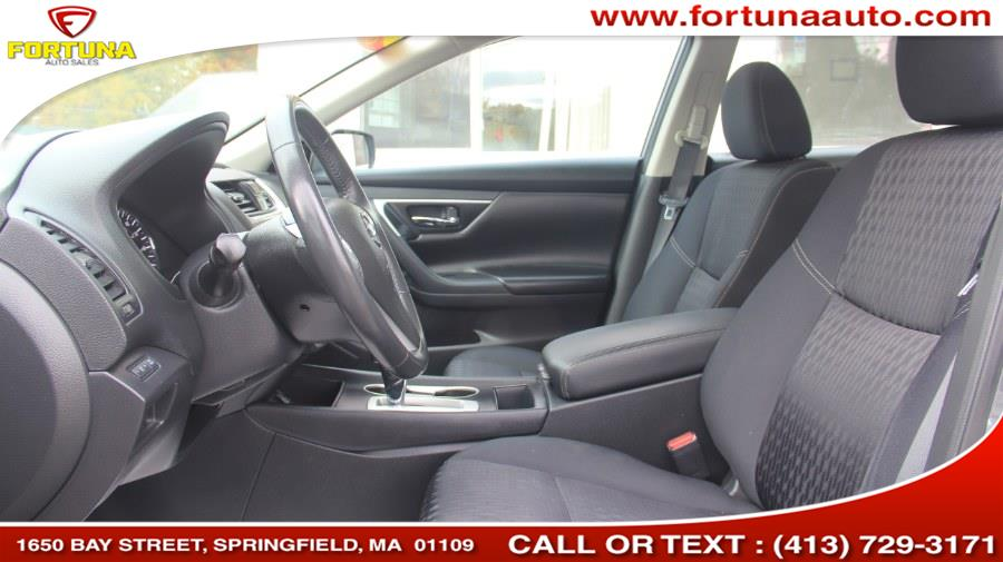 2017 Nissan Altima 2.5 Sv 4dr Sdn, available for sale in Springfield, Massachusetts | Fortuna Auto Sales Inc.. Springfield, Massachusetts