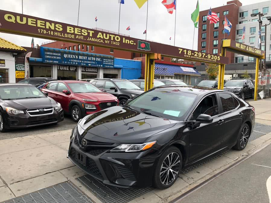 Used 2019 Toyota Camry in Jamaica, New York | Queens Best Auto, Inc.. Jamaica, New York