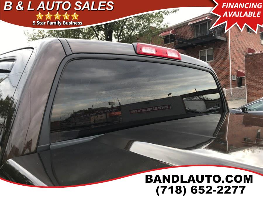 2018 Toyota Tundra 4WD 1794 Edition CrewMax 5.5'' Bed 5.7L, available for sale in Bronx, New York | B & L Auto Sales LLC. Bronx, New York
