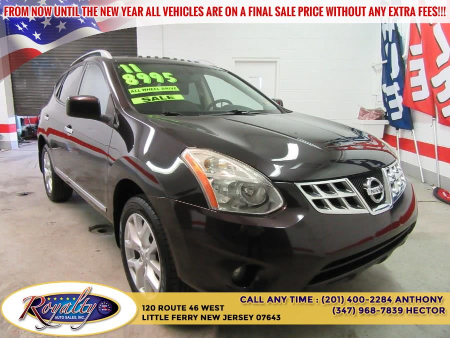 Used 2011 Nissan Rogue in Little Ferry, New Jersey | Royalty Auto Sales. Little Ferry, New Jersey