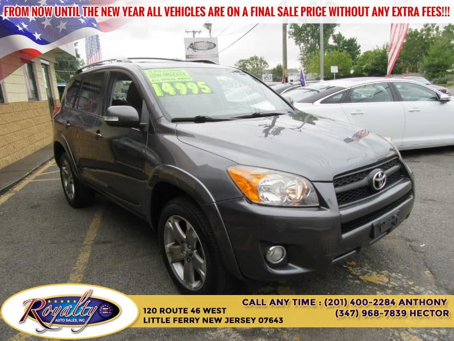 Used 2011 Toyota RAV4 in Little Ferry, New Jersey | Royalty Auto Sales. Little Ferry, New Jersey