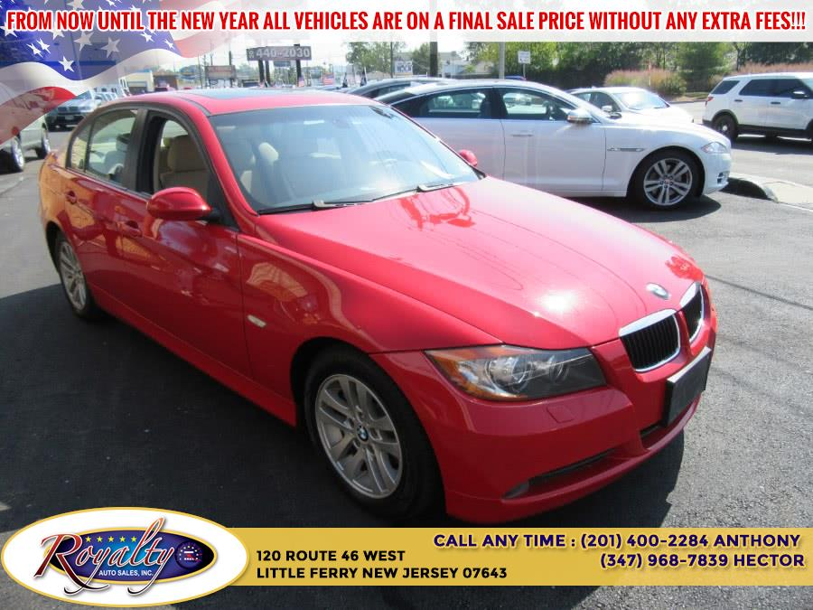Used 2006 BMW 3 Series in Little Ferry, New Jersey | Royalty Auto Sales. Little Ferry, New Jersey