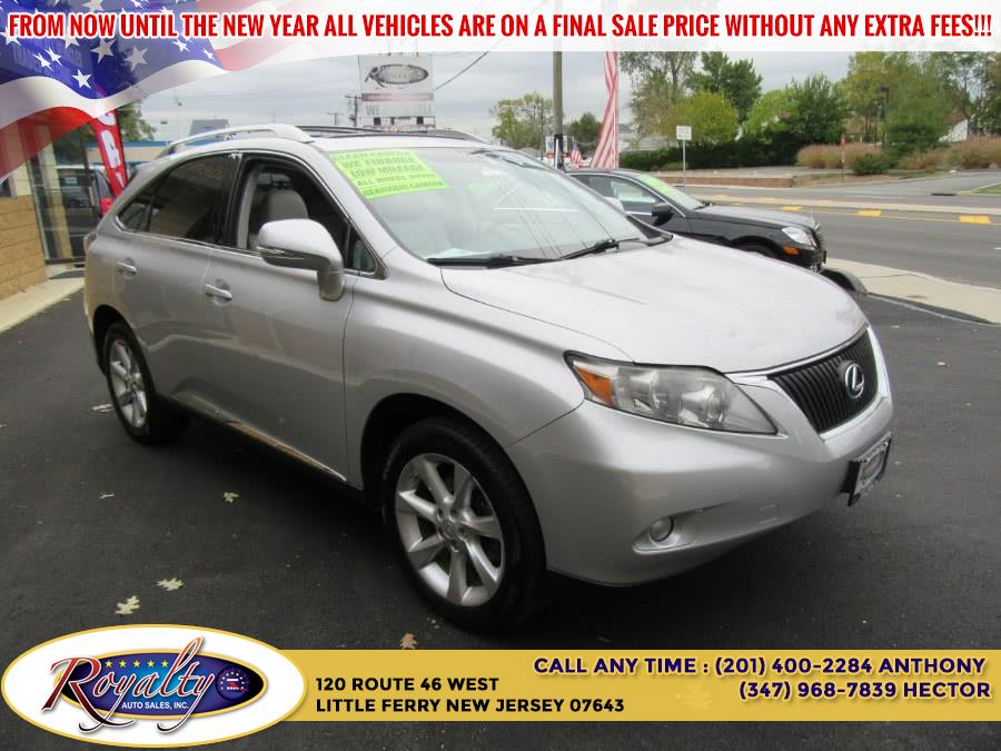 Used 2010 Lexus RX 350 in Little Ferry, New Jersey | Royalty Auto Sales. Little Ferry, New Jersey