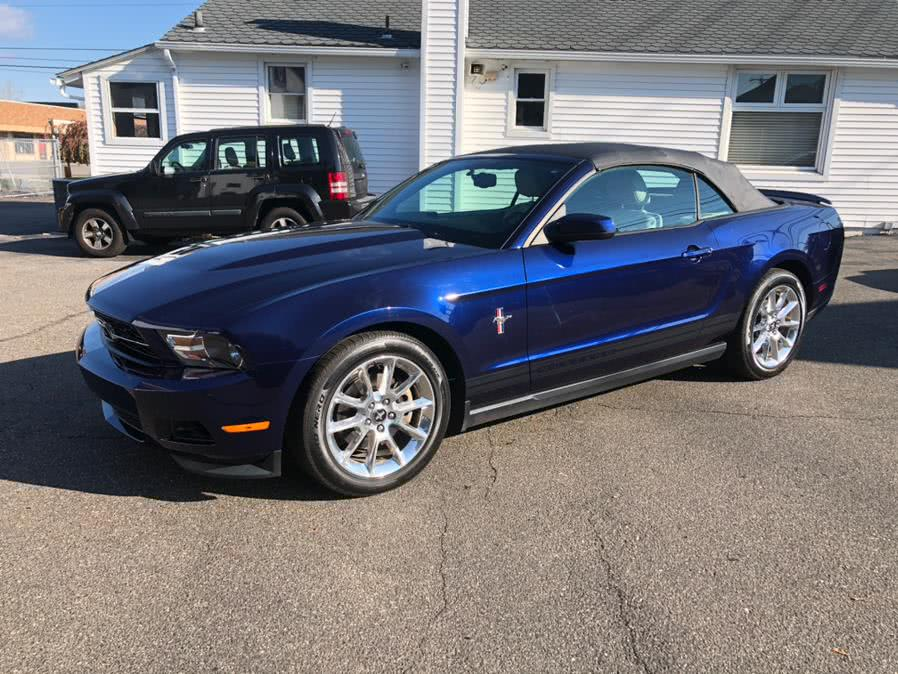 Used 2011 Ford Mustang in Milford, Connecticut | Chip's Auto Sales Inc. Milford, Connecticut