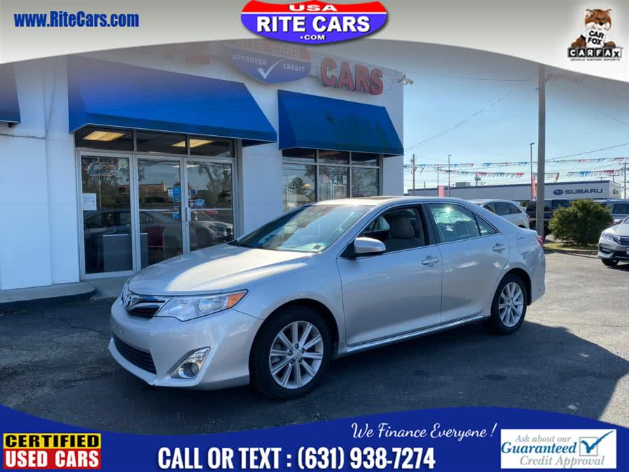 Used Toyota Camry 2014.5 4dr Sdn I4 Auto XLE (Natl) 2014 | Rite Cars, Inc. Lindenhurst, New York