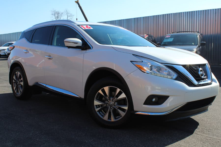 Used 2016 Nissan Murano in Deer Park, New York | Car Tec Enterprise Leasing & Sales LLC. Deer Park, New York