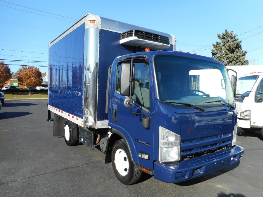Used 2013 Isuzu NPR HD DSL REG AT in Langhorne, Pennsylvania | Integrity Auto Group Inc.. Langhorne, Pennsylvania