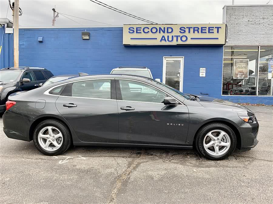 Used 2017 Chevrolet Malibu in Manchester, New Hampshire | Second Street Auto Sales Inc. Manchester, New Hampshire