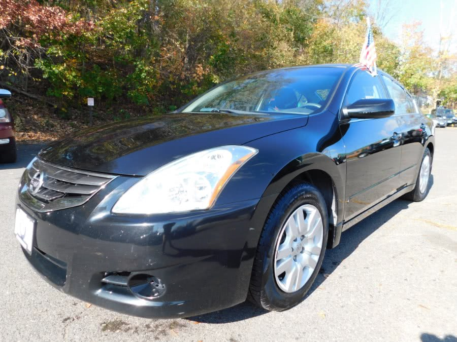 Used Nissan Altima S 2011 | Watertown Auto Sales. Watertown, Connecticut