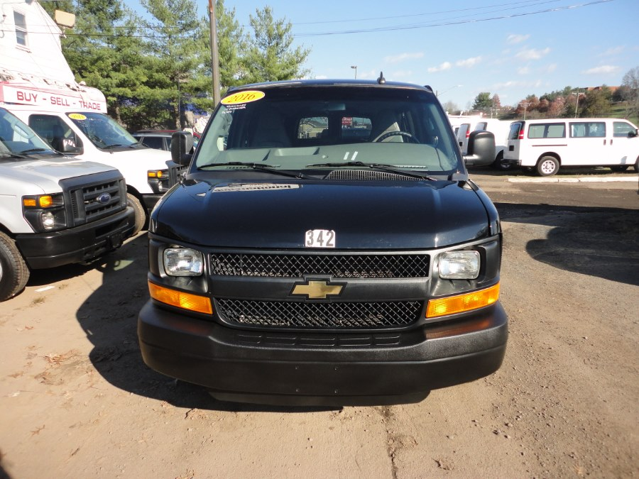 2016 Chevrolet Express Passenger RWD 3500 155