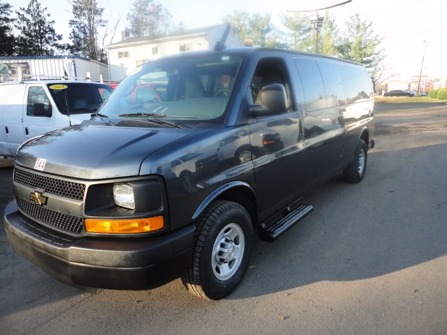 Used 2016 Chevrolet Express Passenger in Berlin, Connecticut | International Motorcars llc. Berlin, Connecticut