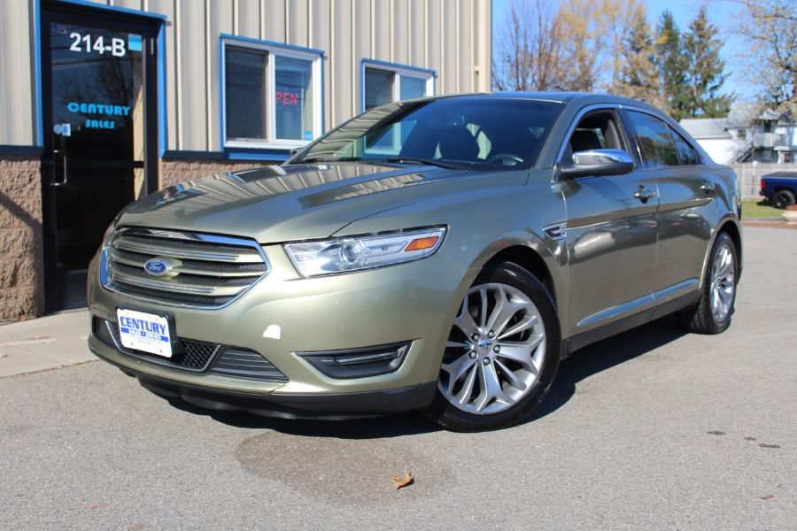 Used 2013 Ford Taurus in East Windsor, Connecticut | Century Auto And Truck. East Windsor, Connecticut