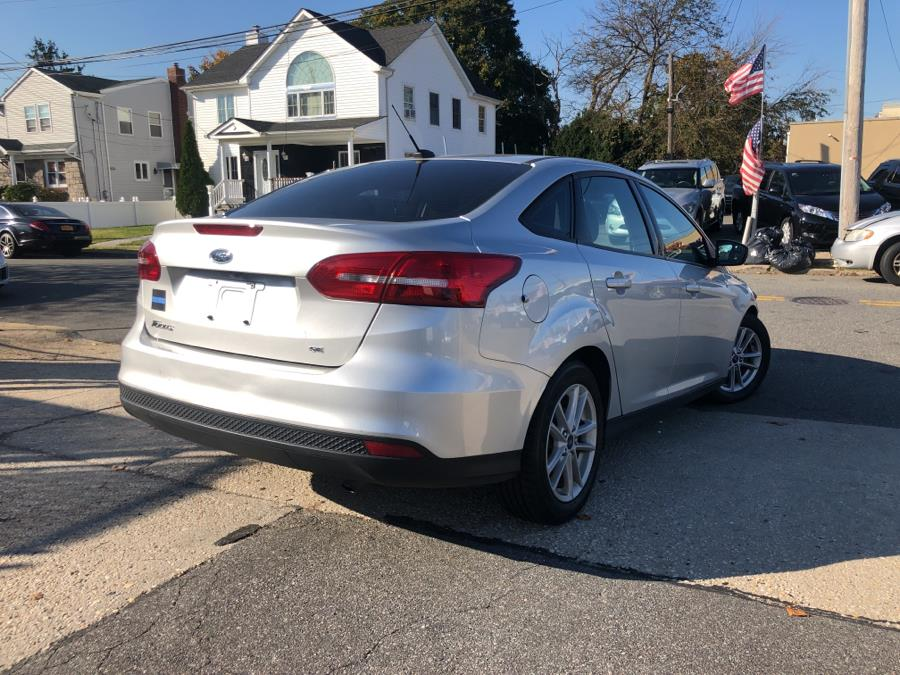 2017 Ford Focus SE Sedan, available for sale in Franklin Square, New York | Signature Auto Sales. Franklin Square, New York