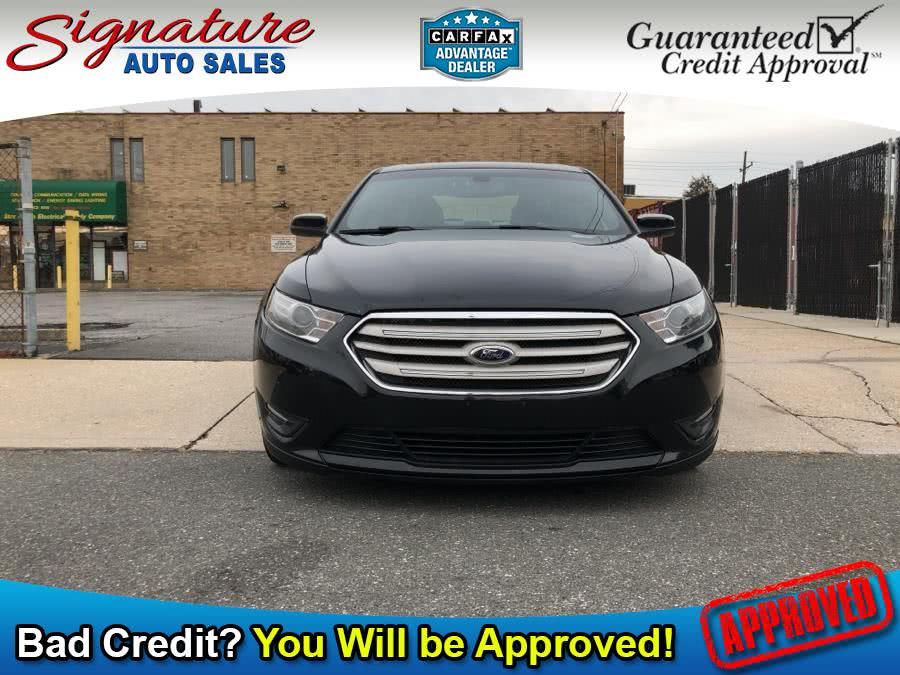 Used 2013 Ford Taurus in Franklin Square, New York | Signature Auto Sales. Franklin Square, New York