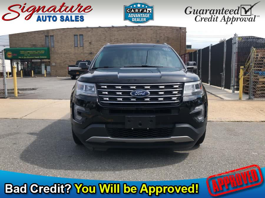 Used Ford Explorer 4WD 4dr XLT 2016 | Signature Auto Sales. Franklin Square, New York