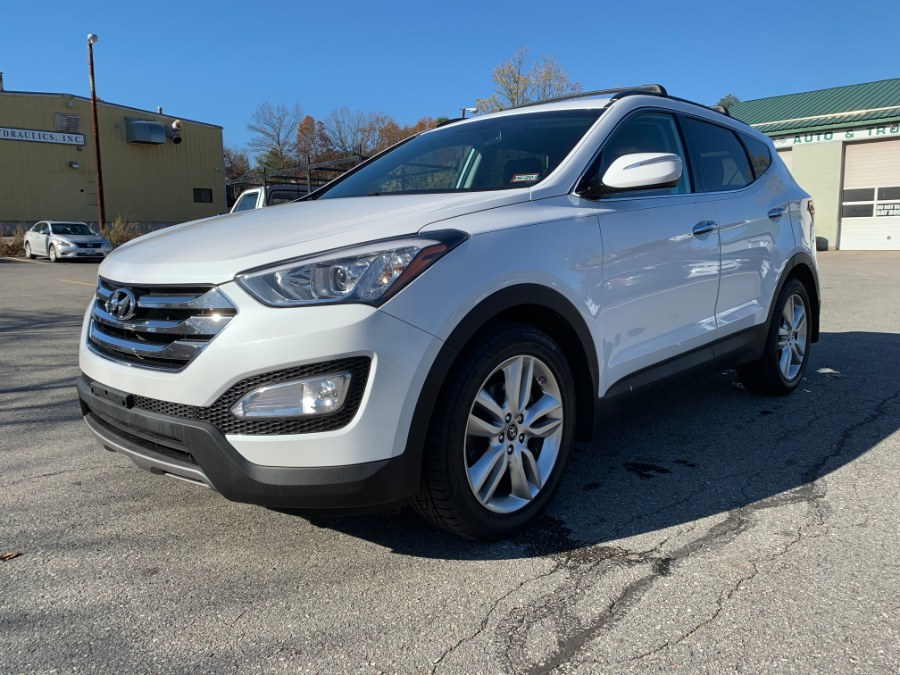 2013 Hyundai Santa Fe AWD 4dr 2.0T Sport w/Saddle Int, available for sale in Merrimack, New Hampshire | Merrimack Autosport. Merrimack, New Hampshire