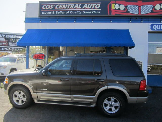 Used 2005 Ford Explorer in Meriden, Connecticut | Cos Central Auto. Meriden, Connecticut