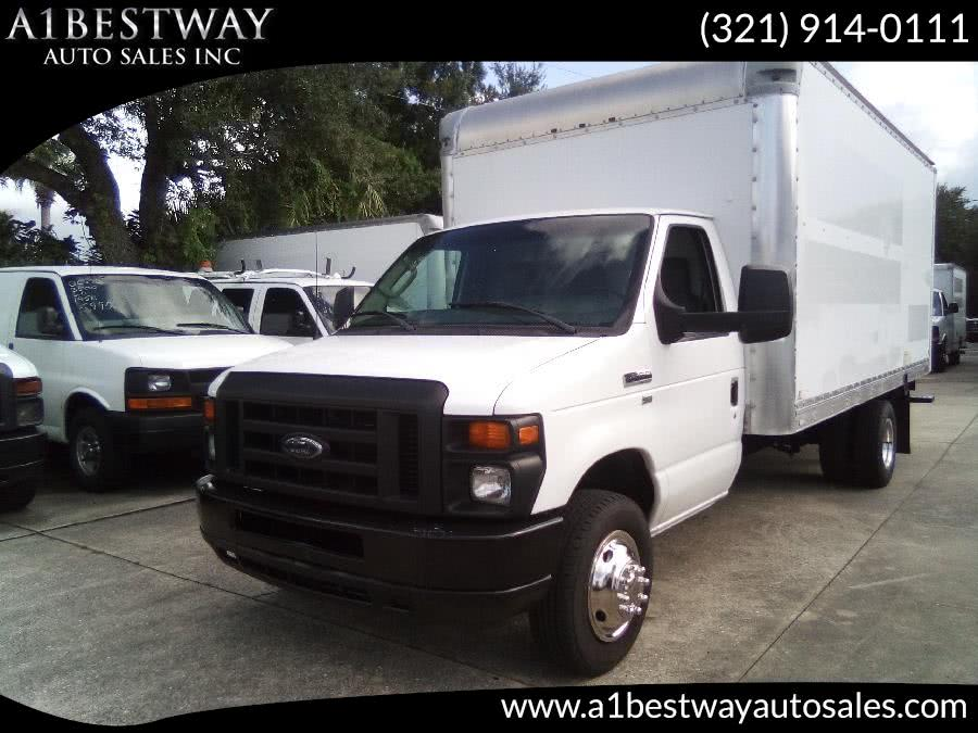 Used 2012 Ford E 350 DRW BOX VAN in Melbourne , Florida | A1 Bestway Auto Sales Inc.. Melbourne , Florida