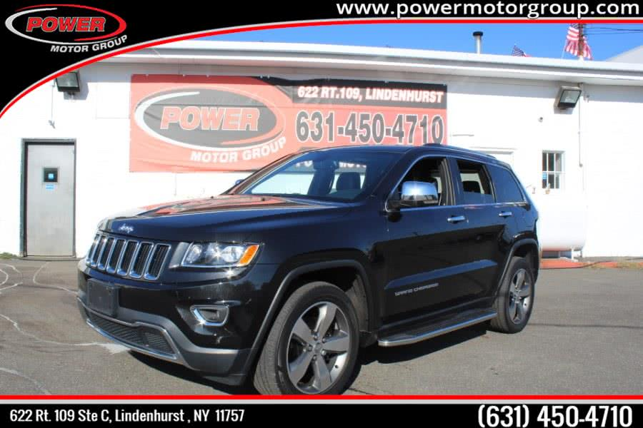 Used 2016 Jeep Grand Cherokee in Lindenhurst , New York | Power Motor Group. Lindenhurst , New York