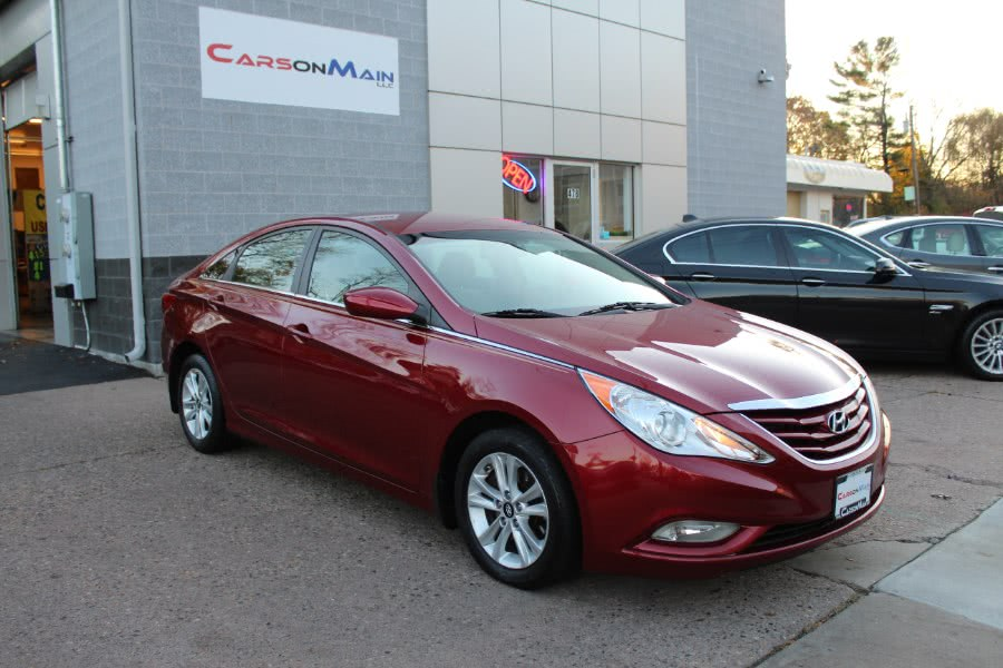 Used 2013 Hyundai Sonata in Manchester, Connecticut | Carsonmain LLC. Manchester, Connecticut