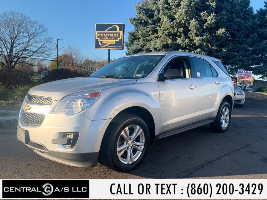 Used Chevrolet Equinox AWD 4dr LS 2015 | Central A/S LLC. East Windsor, Connecticut