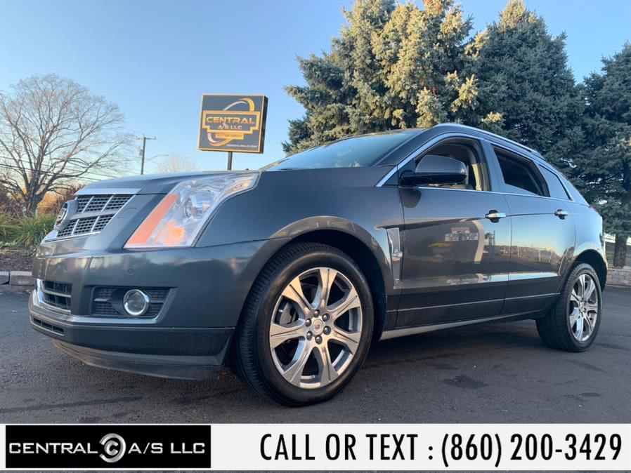 Used Cadillac SRX AWD 4dr Performance Collection 2010 | Central A/S LLC. East Windsor, Connecticut