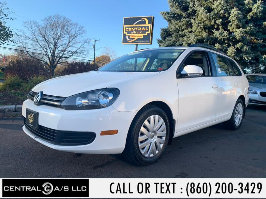 Used Volkswagen Jetta SportWagen 4dr Manual S PZEV 2010 | Central A/S LLC. East Windsor, Connecticut