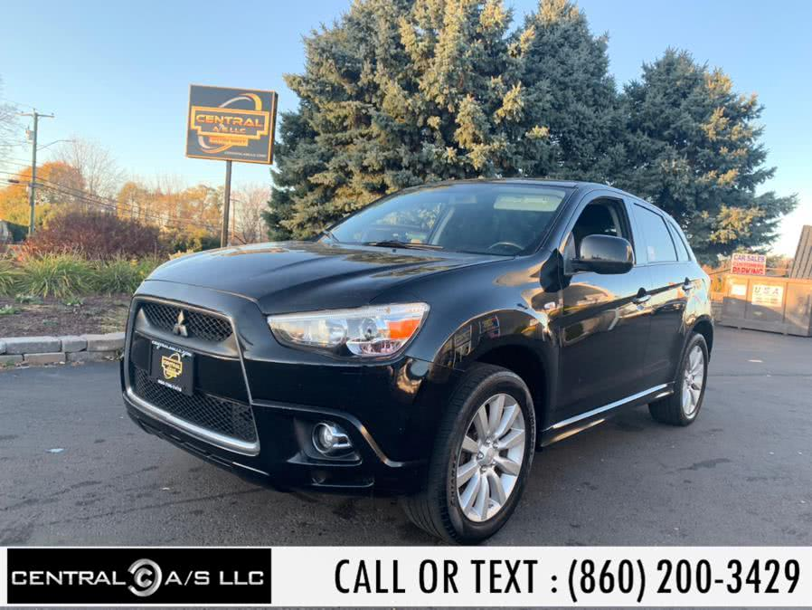 Used 2011 Mitsubishi Outlander Sport in East Windsor, Connecticut | Central A/S LLC. East Windsor, Connecticut