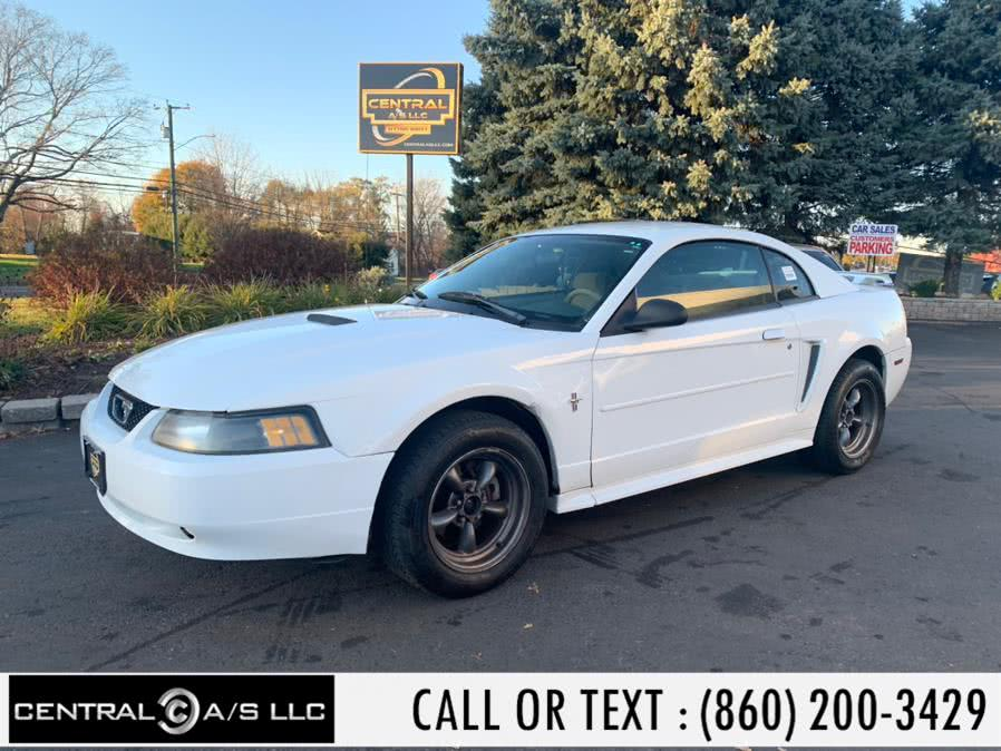 Used Ford Mustang 2dr Cpe Premium 2002 | Central A/S LLC. East Windsor, Connecticut