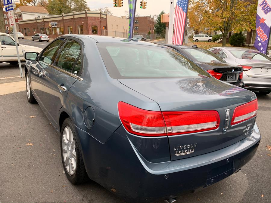 2012 Lincoln MKZ 4dr Sdn AWD, available for sale in New Britain, Connecticut | Central Auto Sales & Service. New Britain, Connecticut