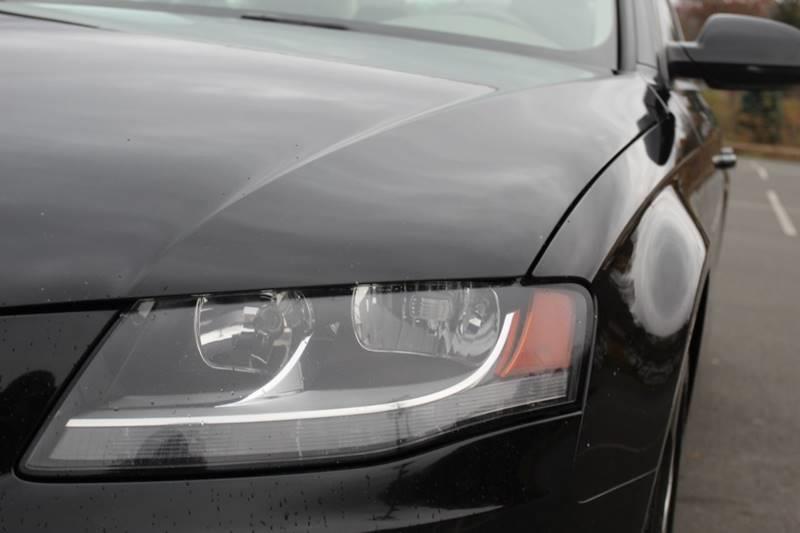 2012 Audi A4 2.0T quattro Premium AWD 4dr Sedan 8A, available for sale in Waterbury, Connecticut | Sphinx Motorcars. Waterbury, Connecticut