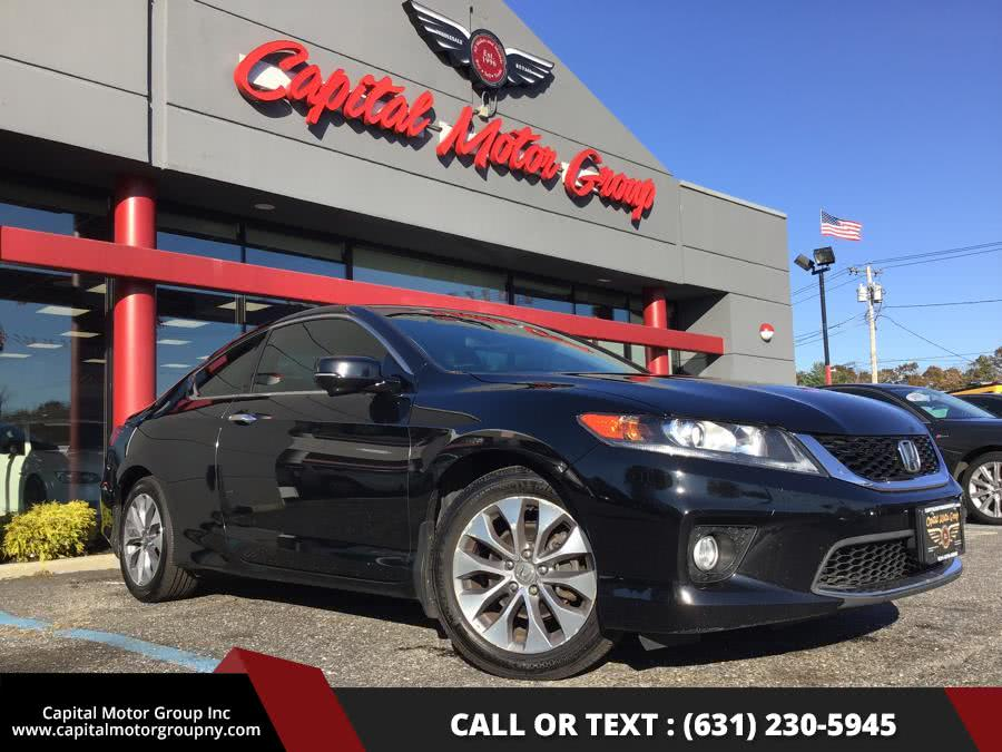 Used 2013 Honda Accord Cpe in Medford, New York | Capital Motor Group Inc. Medford, New York