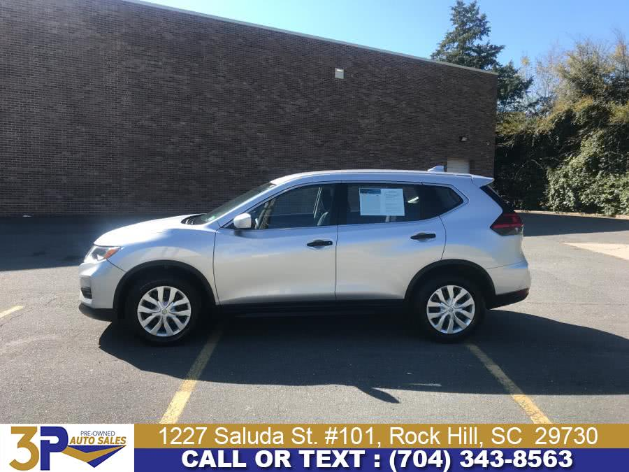 Used 2017 Nissan Rogue in Rock Hill, South Carolina   3 Points Auto Sales. Rock Hill, South Carolina