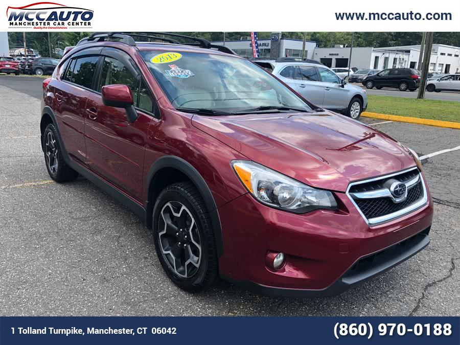 2013 Subaru XV Crosstrek 5dr Auto 2.0i Limited, available for sale in Manchester, Connecticut | Manchester Car Center. Manchester, Connecticut